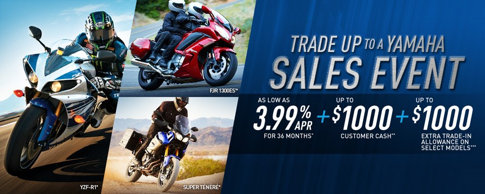 Yamaha sport motorcycle current offers factory financing for Yamaha credit card capital one