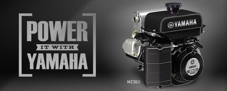 Yamaha Multi-Purpose Engines