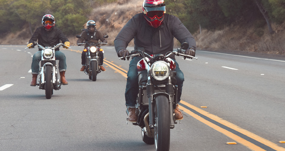 "Yard Built - XS650 & XSR700: ""Fast Father & Faster Son"" by"