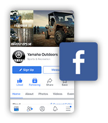 Facebook Yamaha Outdoors